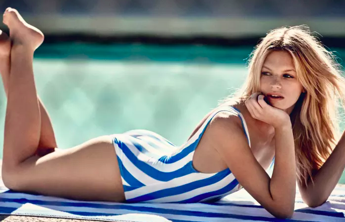 ONLINE, DIRECT-TO-CONSUMER SWIMWEAR IS HAVING ITS MOMENT